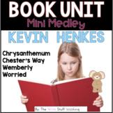 Kevin Henkes Book Unit Medley
