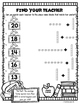 Second Grade Back to School Math Packet