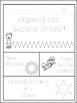 Second Grade Back to School Worksheets Booklet Printables Activities