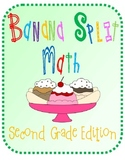 Second Grade Banana Split Math - Math Timings Aligned to C