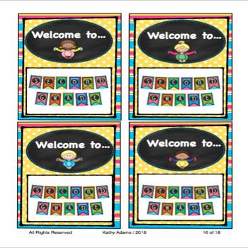 Second Grade Banner Back to School