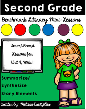 Second Grade Benchmark Literacy Unit 4 Week 1