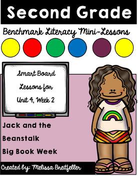 Second Grade Benchmark Literacy Unit 4 Week 2