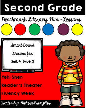 Second Grade Benchmark Literacy Unit 4 Week 3