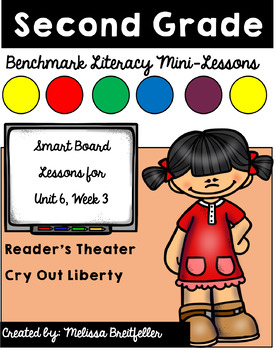 Second Grade Benchmark Literacy Unit 6 Week 3