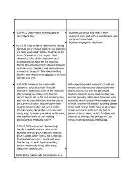 Second Grade Bug Art + Science Integration Lesson Plan Bundle w/ Pictures