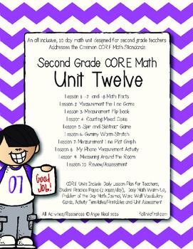 Second Grade CORE Math Unit 12