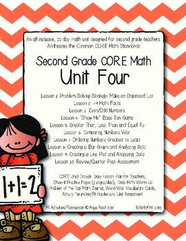 Second Grade CORE Math Unit 4
