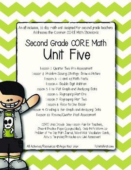 Second Grade CORE Math Unit 5