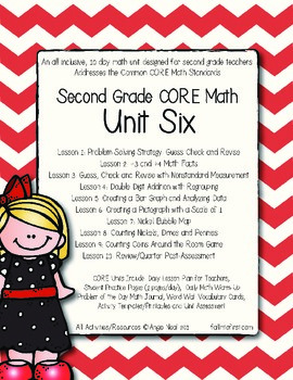 Second Grade CORE Math Unit 6
