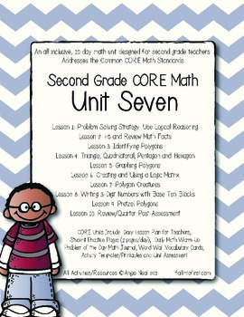 Second Grade CORE Math Unit 7