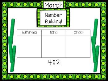 Second Grade Calendar Time: March