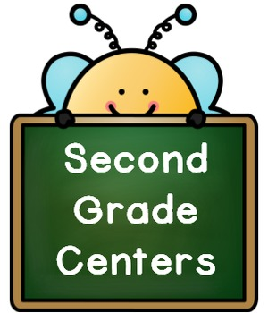 Second Grade Centers Bundle