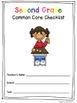 Second Grade Checklist for Teachers