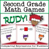Second Grade Christmas Math Games