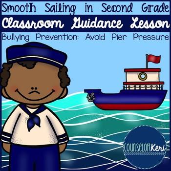 "Classroom Guidance Lesson: Bullying Prevention - Avoid ""Pier"" Pressure!"
