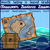 Classroom Guidance Lesson: Career Awareness - Career Treasure Hunt!