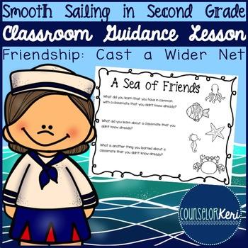 Classroom Guidance Lesson: Friendship - Cast a Wider Net!