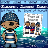 """Classroom Guidance Lesson: Self-Respect - Be """"Shore"""" of Yourself!"""