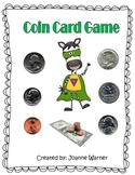 Second Grade Coin Matching Game