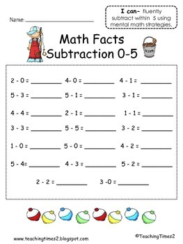 Second Grade Common Core 2.OA.2 Math Assessments