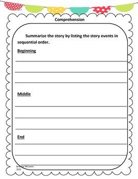 Second Grade Common Core Assessment