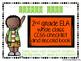 Second Grade Common Core (CCSS) Checklist: Math & ELA