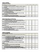 Second Grade Common Core Checklists and Pacing Guides WV