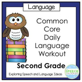 Second Grade Common Core Daily Language Workout