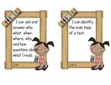 Second Grade Common Core ELA - Informational Text Standard