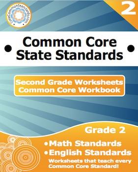 Second Grade Common Core Homework