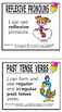 """2nd Grade Language """"I Can"""" Posters"""