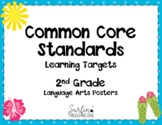 Second Grade Common Core Language Arts Standards / Learnin