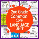 2nd Grade Language Unit