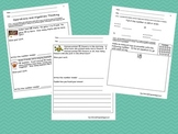 Second Grade Common Core Learning Standards Math Assessment