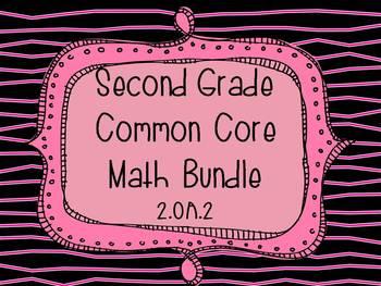 2nd Grade Common Core Math Bundle - 2.OA.2