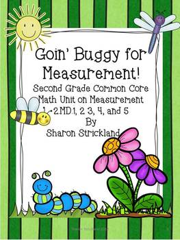 Second Grade Common Core Math-Bundle- One Year of Math!