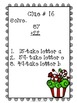 Second Grade Common Core Math-Christmas Treasure Hunt