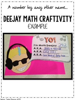 Second Grade Common Core Math Higher Order Thinking Activities {GATE}