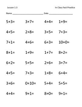 Second Grade Common Core Math Pack #3