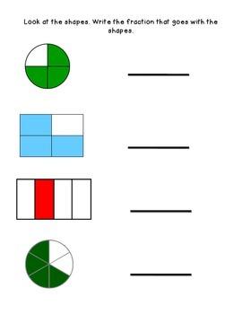 Second Grade Common Core Math Pack #5