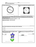 Second Grade Common Core Math Unit Three Measurement Worksheets and Test