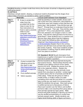 Second Grade Common Core & Next Generation Science NGSS Lessons for every NGSS