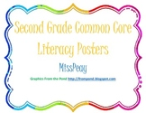 Second Grade Common Core Posters