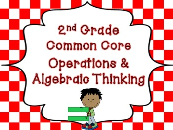 Common Core Posters -- Second Grade I CAN Statements for Math & ELA