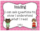 """Second Grade Common Core Standard """"I Can"""" Focus Wall"""