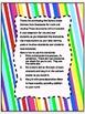 Second Grade Common Core Standards - Bright Stripes