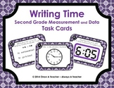 Task Cards  •  Time  •  2nd Grade Common Core