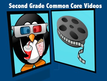 Second Grade Common Core Videos: One video link (or more) for every standard
