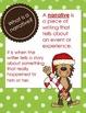 Second Grade Common Core Writing: Christmas Narratives